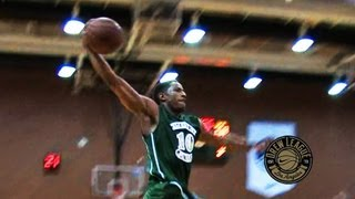 DeMar DeRozan's Massive Dunks At Drew League