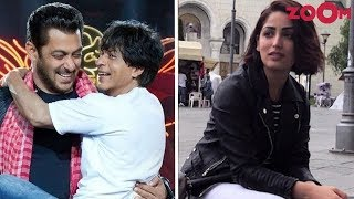 SRK Thanks Salman For Doing A Cameo In 'Zero' | Yami Shoots For 'Uri' In Serbia & More - ZOOMDEKHO