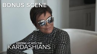 Kris Jenner Bets Kim a Range Rover in High-Stakes Poker - EENTERTAINMENT