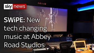 Swipe | PC modding & Abbey Road Studios - SKYNEWS