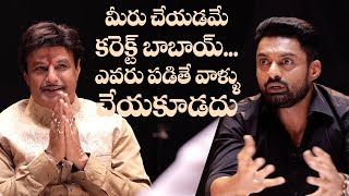 Only because of Babai, NTR is on this scale: Kalyan Ram about Balakrishna | NTR Kathanayakudu - IGTELUGU