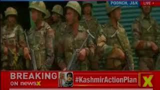 J&K: Defence Minister Nirmala Sitharaman enroute Poonch; to meet Aurangzeb's family - NEWSXLIVE