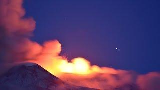 El volcán más grande de Europa como nunca antes lo has visto