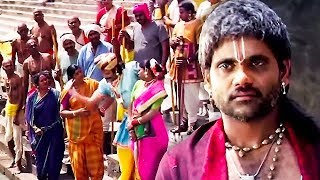 #TanikellaBharani Got Beaten By Villagers | #AkkineniNagarjuna, #Brahmanandam - LEHRENTELUGU
