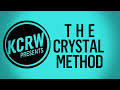 "Crystal Method Performing ""Emulator"" Live On Kcrw"