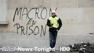 Macron's Debates Are Over — Yellow Vest Protests Aren't (HBO) - VICENEWS
