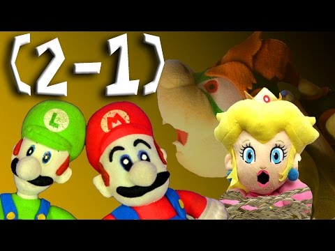 Mario & Luigi! Stache Bros | Episode 2-1