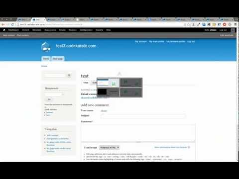 Module Investigator: Drupal 7 Email Field part 2 - Daily Dose of Drupal episode 56