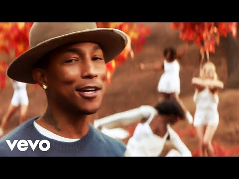 "Pharrell ""Gust Of Wind"" Video"