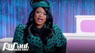 Phaedra Parks aka Kennedy Davenport Loves Church | RuPaul's Drag Race All Stars - VH1