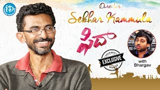 Director Sekhar Kammula Exclusive Interview || #Fidaa || Talking Movies With iDream #447 - IDREAMMOVIES