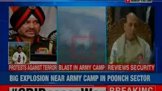 J&K: After Pak violates ceasefire in Poonch, authorities order shutdown of schools - NEWSXLIVE