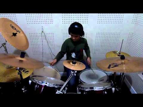 (Drum Cover) Black Veil Brides - Legacy