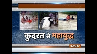 Watch India TV special show on heavy floods wreaking havoc in several parts of India - INDIATV