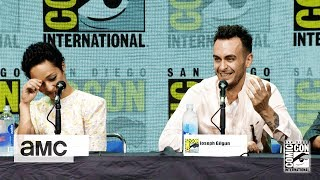 Preacher: 'Joseph Gilgun on a Crazy Fan' Comic-Con 2017 Panel - AMC