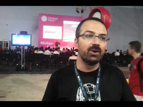 Edney Souza fala sobre mídias sociais na Campus Party.mov