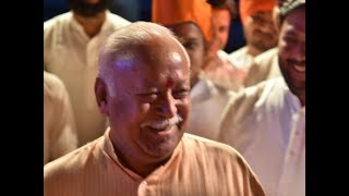 Sangh has emerged as force in recent times: RSS chief Mohan Bhagwat - TIMESOFINDIACHANNEL