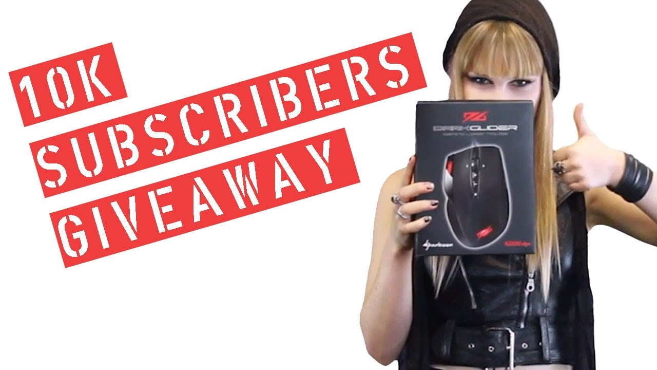 Win a PS4, Xbox One or Alienware X51 in our 10K Subscribers Giveaway!