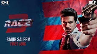 First Look of Saqib Saleem as Suraj | Race 3 | Remo D'Souza | Salman Khan | #Race3ThisEID - TIPSMUSIC
