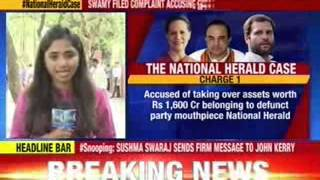 Enforcement Directorate to probe National Herald Case - NEWSXLIVE