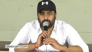 Nara Rohit interview about Balakrishnudu - IDLEBRAINLIVE