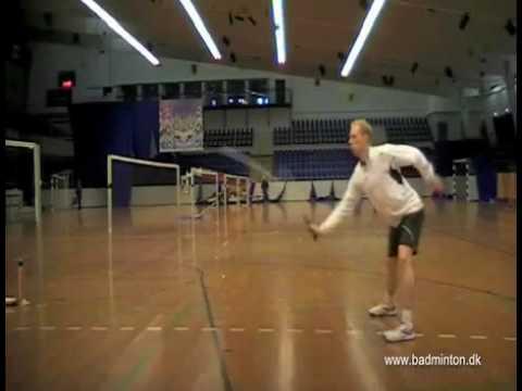 Badminton Trick Shots by Jonas Rasmussen