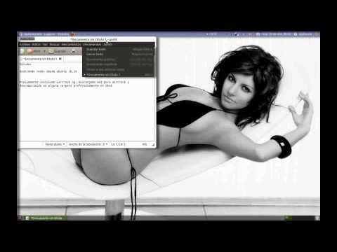 Hackear clave WEP INFINITUM en Ubuntu 10.10 aircrack ng