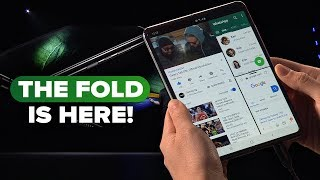 Watch Samsung unveil the Galaxy Fold - CNETTV