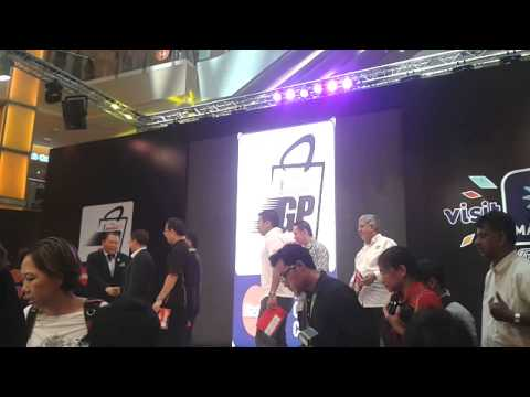 Official Launching 1Malaysia Grand Prix Sale 2014