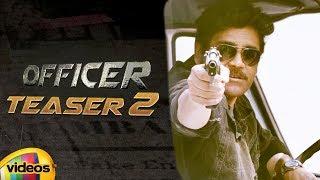 RGV's Officer Teaser 2 | Nagarjuna | RGV | Myra Sareen | #OfficerTeaser2 | Mango Videos - MANGOVIDEOS