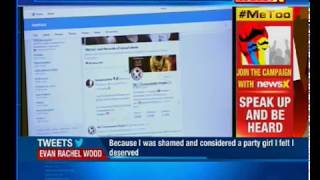 'Me Too' takes social media by storm - NEWSXLIVE
