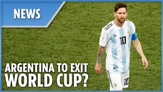 Argentina to exit World Cup: is this the end of Lionel Messi's international career - THESUNNEWSPAPER