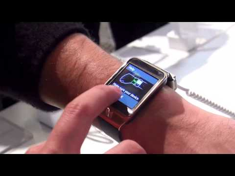 Samsung Gear 2 Hands On First Look