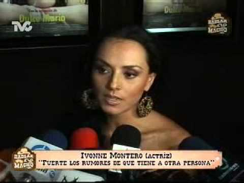 Ivonne Montero Habla de su Ruptura con Fabio Melanitto (HM)