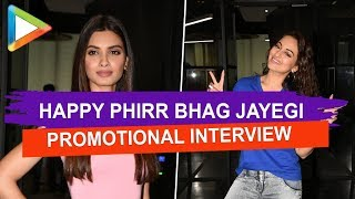 Full Press Interview of Happy Phir Bhaag Jayengi with Starcast / Sonakshi Sinha - HUNGAMA