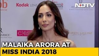 I Am Not Tall Enough To Participate In A Beauty Pageant Contest: Malaika - NDTV