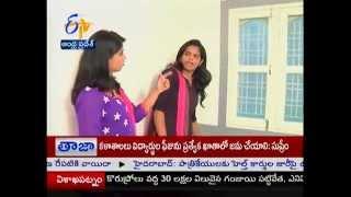 Sakhi - సఖి - 27th October 2014 - ETV2INDIA