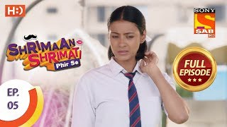 Shrimaan Shrimati Phir Se - Ep 5 - Full Episode - 19th March, 2018 - SABTV