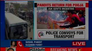 As violence and unrest in Jammu and Kashmir continues, should Kashmiri Pandits continue to suffer? - NEWSXLIVE