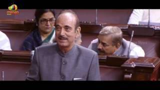 Be Just, Non-Partisan, LoP Ghulam Nabi Azad Tells M Venkaiah Naidu In Welcome Speech   Mango News - MANGONEWS