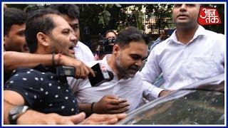 पिस्तौल काण्ड: Aashish Pandey की आज कोर्ट में पेशी - AAJTAKTV