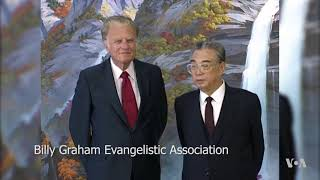 Graham, 'America's Pastor,' Had Global Impact - VOAVIDEO