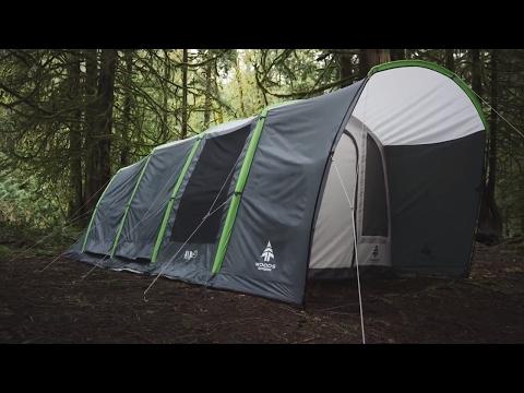 Woods Atmospheric Plus Airbeam Tent