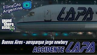 Gta V Argentina - Tragedia Lapa Bs.As