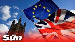 Brexit LIVE: Parliament begins bumper Brexit debate - THESUNNEWSPAPER