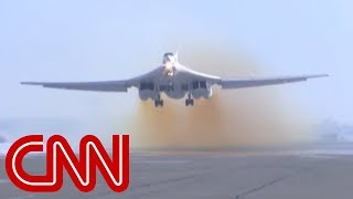 Russian bomber touches down on America's doorstep - CNN