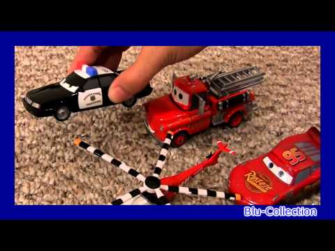 DIECAST CARS TOON 20 CARS COLLECTION SET from Disney Mater's Tall Tales