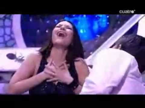 Laura Pausini interpreta Whitney Houston