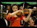 Kyung Wha Chung plays Bruch violin concerto 1st mov.