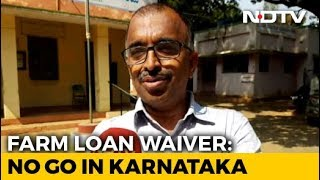 Farm Loans Waived In 2 Congress-Ruled States Within Hours, Pressure Builds On Karnataka - NDTV